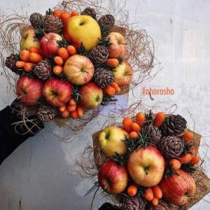букет Яблочный спас