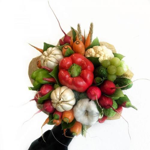 Букет Любовь-морковь