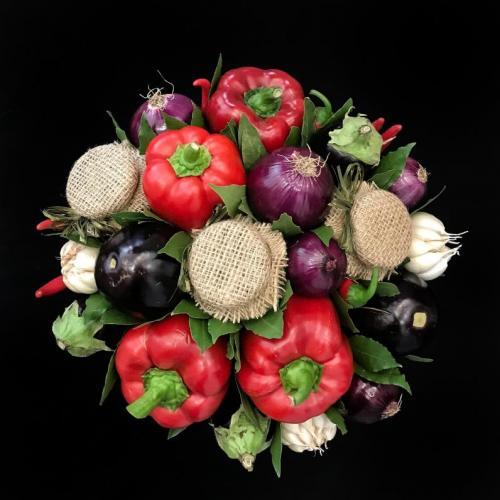 Овощной букет к мясу Очень хорошо